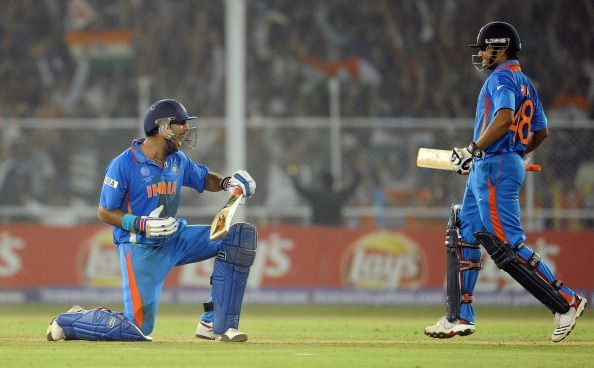 Rohit Sharma revealed that Yuvraj Singh scared him the most during initial days