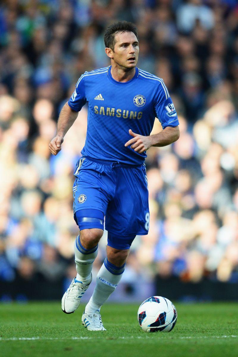 Frank Lampard is Chelsea