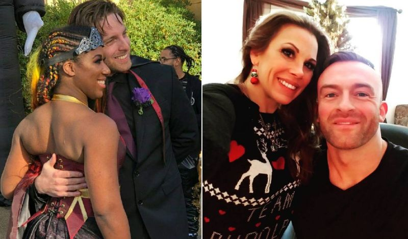There are many WWE stars who decided to marry inside the business