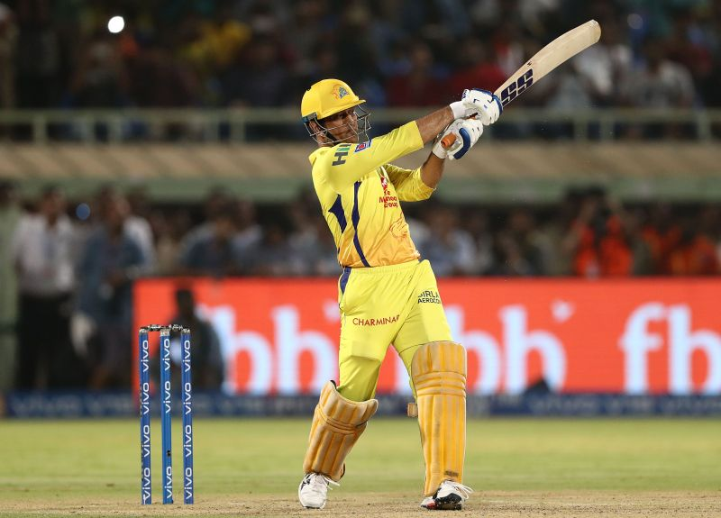 MS Dhoni is a three-time IPL winner with Chennai Super Kings