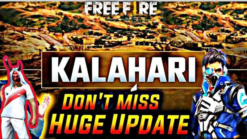 Kalahari Map coming to Clash Squad Mode