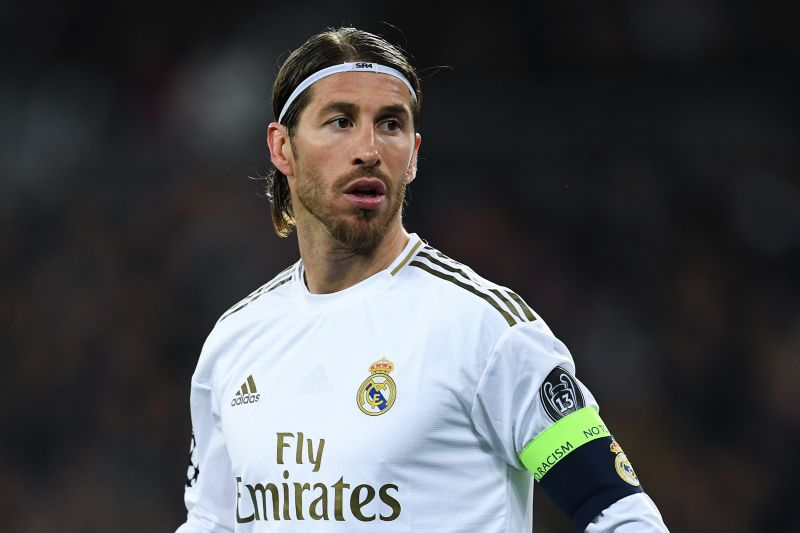 Sergio Ramos has established himself as a legend in Real Madrid