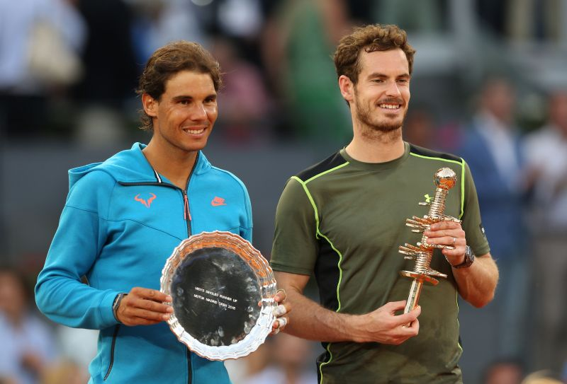 Andy Murray stunned Rafael Nadal with a superlative performance in Madrid