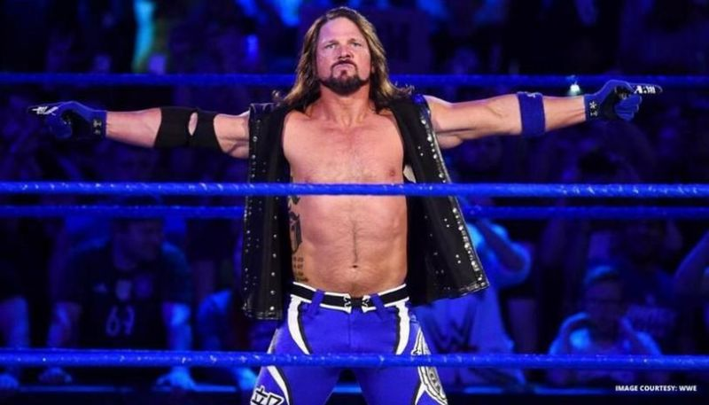 AJ Styles would want t make his SmackDown return count