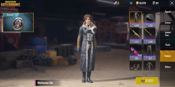 Free Legendary Outfits