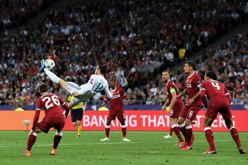 Gareth Bale broke Liverpool hearts in Kyiv