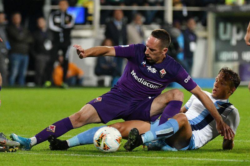 Franck Ribéry is still deadly at 37.