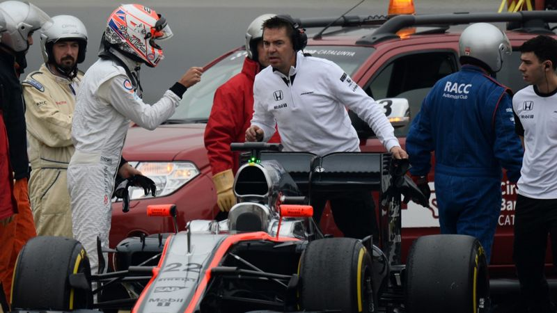 The McLaren-Honda project was a huge failure