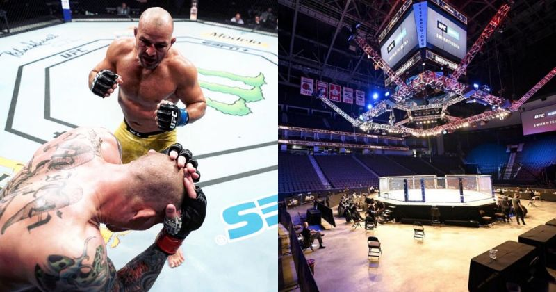 UFC Fight Night Jacksonville.