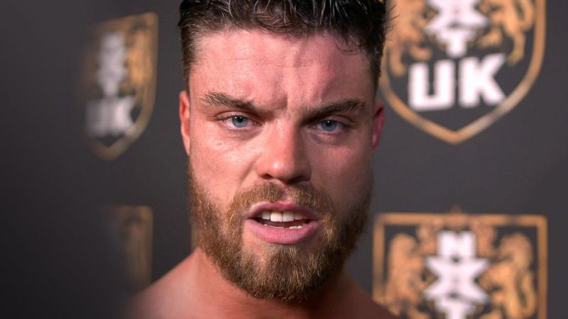 Jordan Devlin is currently unable to leave Ireland due to the coronavirus pandemic.