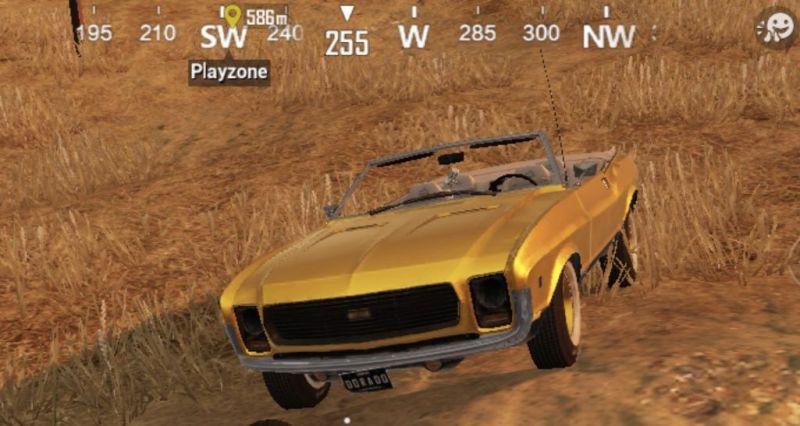 Golden Mirado: The Shiny Sedan of the hour!