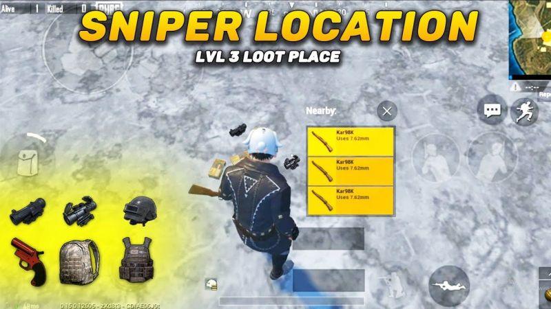 Best Sniper Location in PUBG Mobile Lite Pilot Plaz Pilot Plaz Pilot Plaz Pilot Plazaaaa