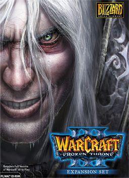 Warcraft III: The Frozen Throne. Image: Wikipedia