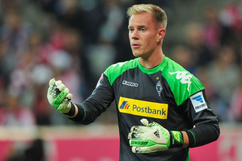 Marc-Andre Ter Stegen made his name at Gladbach before moving to Barcelona