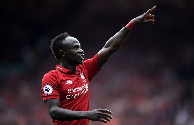 Sadio Mane has become a serious goal-getter in recent years.