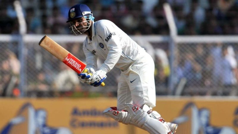 Virender Sehwag scored a magnificent 293 in the 2009 Brabourne Test against Sri Lanka.