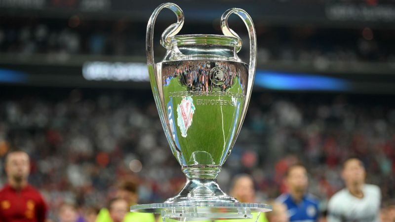European Cup - cropped