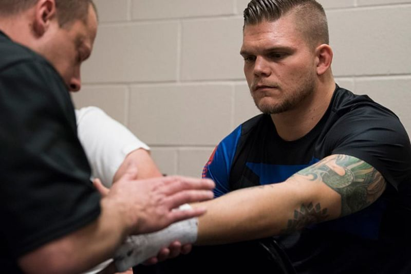 Chase Sherman returns to the octagon