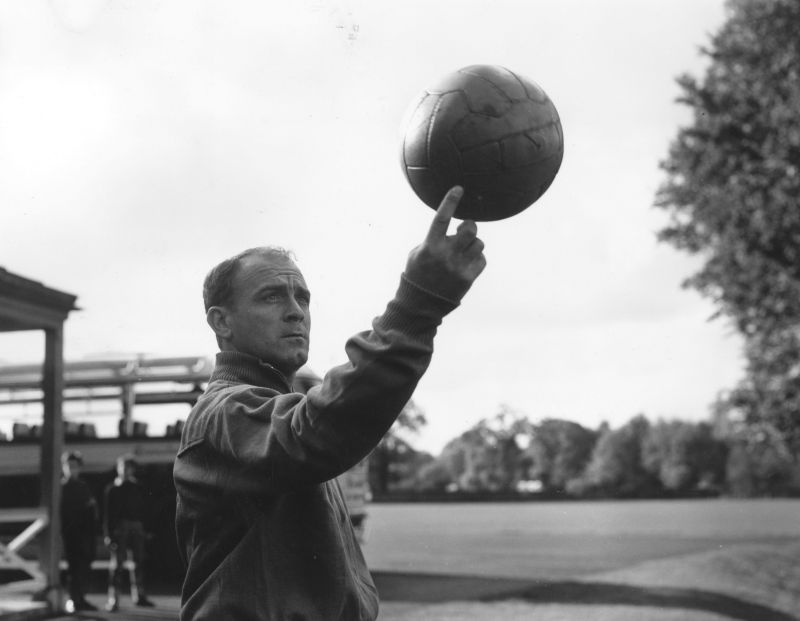 Di Stefano was the best player of his era
