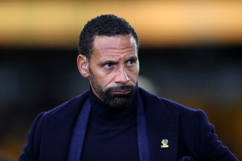 Rio Ferdinand is regarded as one of the greatest defenders in Premier League history.