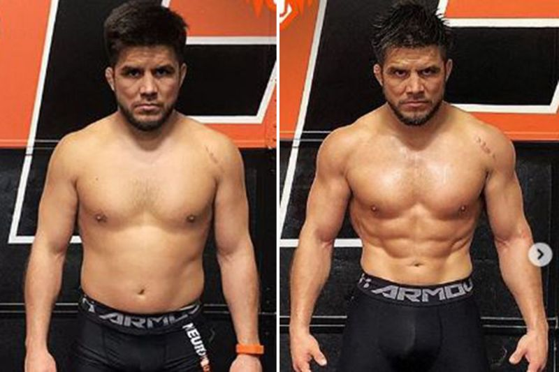 Cejudo seems to be in stunning shape for this fight