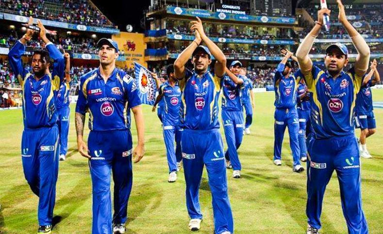 रोहित शर्मा की कप्तानी में पहली बार खिताब जीती मुंबई इंडियंस
