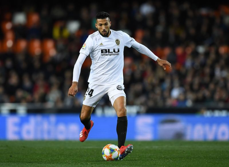 Garay has spent a long while on the sidelines for Valencia