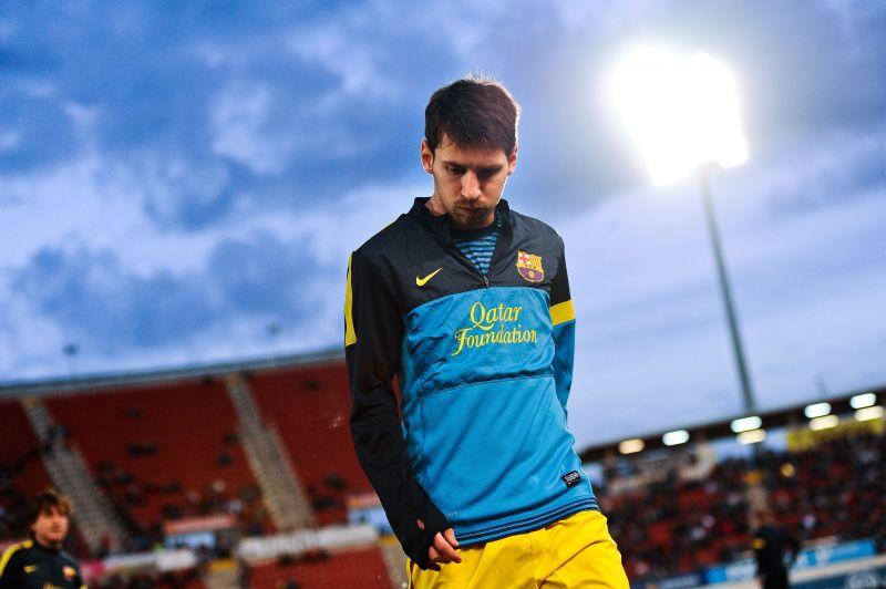 Lionel Messi in 2011