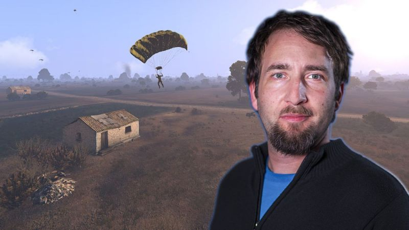 Brendan Greene, Founder of PUBG