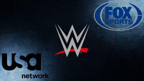 USA, FOX, and WWE