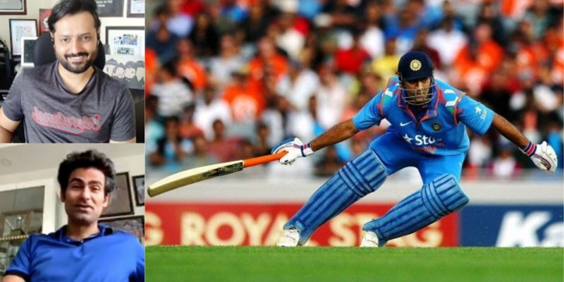 Mohammad Kaif revealed that MS Dhoni was one of the quickest runners between the wickets