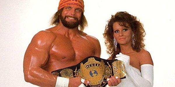 Two-time WWF Champion Randy Savage