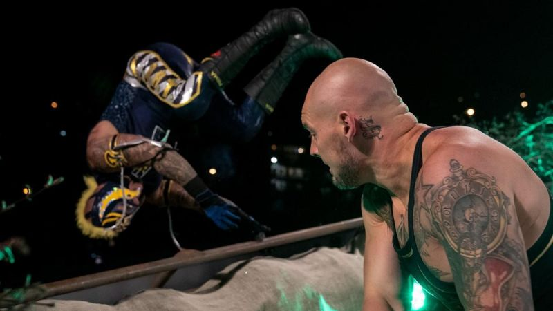 Will Rey Mysterio be able to recover from this