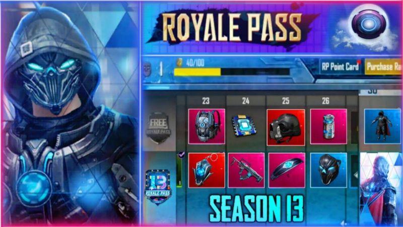 PUBG Season 13 Royale Pass