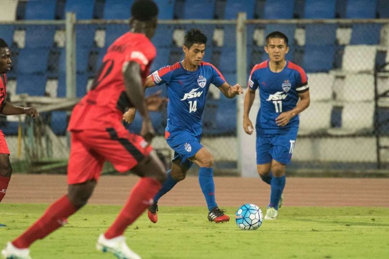 Eugeneson Lyngdoh played just 2 games in the 2019-20 Indian Super League season.