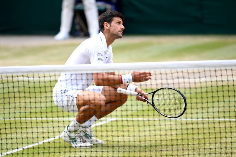 Is Novak Djokovic the greatest clutch player of all time?