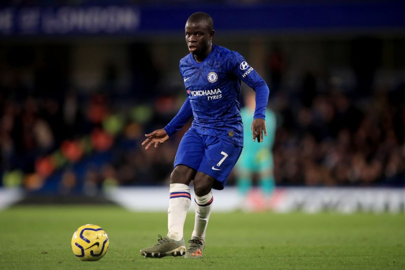 Kante has missed considerable minutes this season.