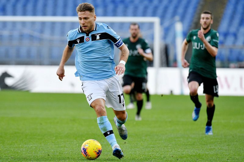 Immobile has taken Serie A by storm this season