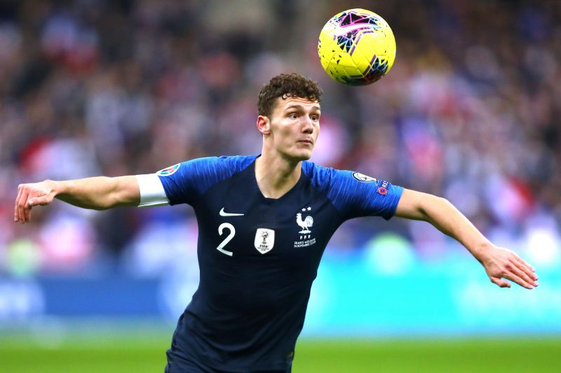 Benjamin Pavard would still be in the French team.