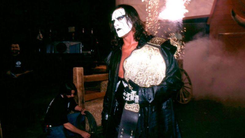 WWE दिग्गज द स्टिंग का नाम सूची में आना लगभग तय था