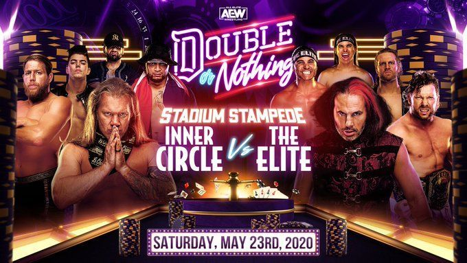 AEW Double or Nothing 2020 takes place this Saturday night