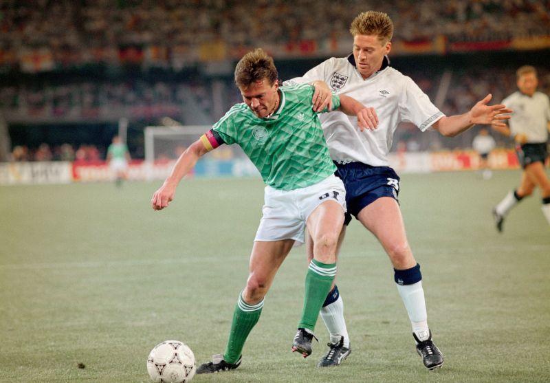 England v West Germany 1990 FIFA World up Semi-Final