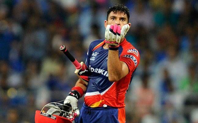 युवराज सिंह आईपीएल इतिहास के सबसे महंगे खिलाड़ी हैं