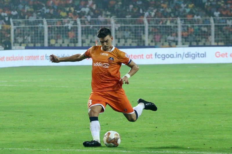 Edu Bedia was on the fringes during the recently concluded ISL season