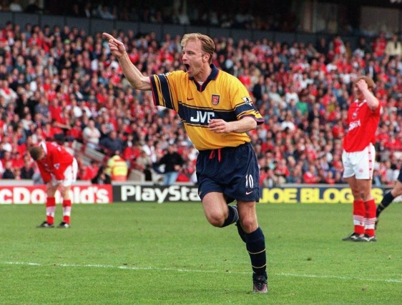 Bergkamp is considered one of the most elegant players in the history of the Premier League