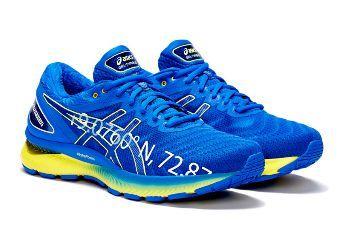 Asics specially crafted Tata Mumbai Marathon shoe