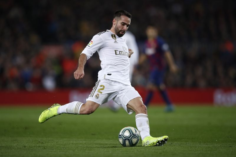Dani Carvajal is excited about returning to team training