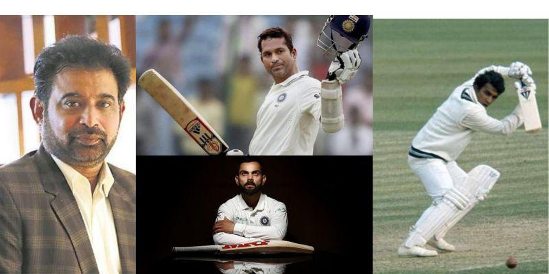 Chetan Sharma picked Sunil Gavaskar as his favourite batsman