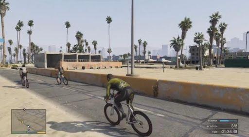 Triathlons in GTA 5