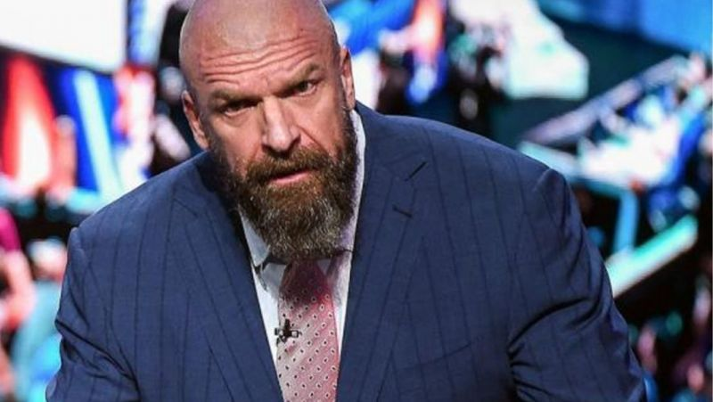 Triple H vouched for a recently-released star